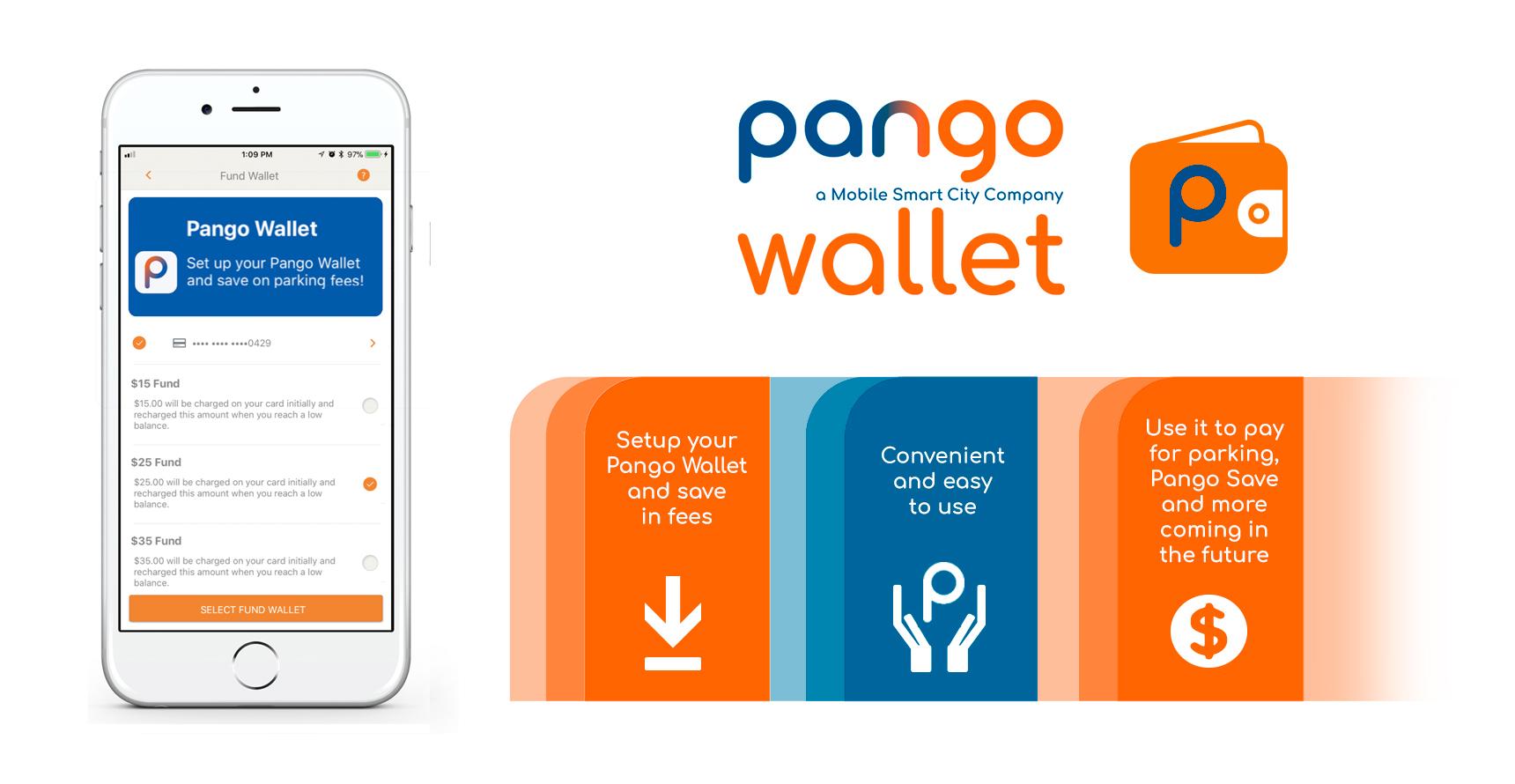 Pango Wallet